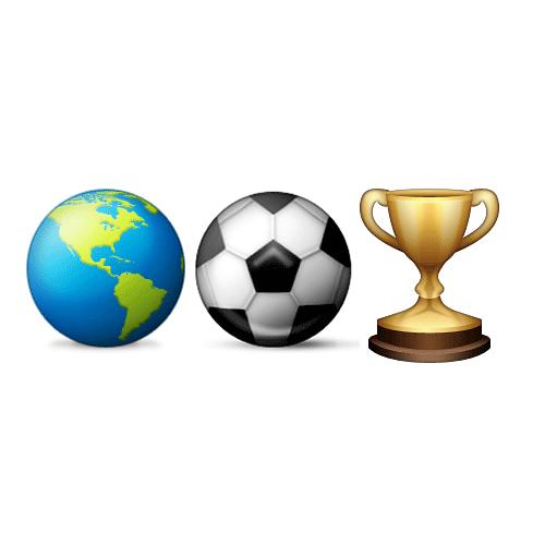 Emoji 2 100 Pics Answers World Cup Emoji