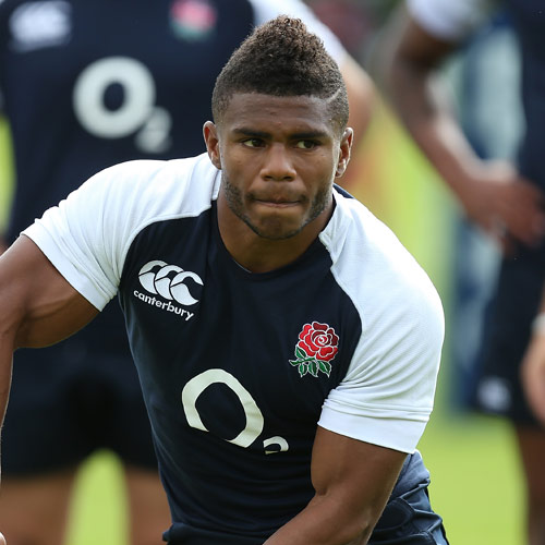 England Rugby answer: EASTMOND