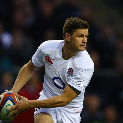 England Rugby answer: BURNS