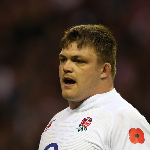 England Rugby answer: WILSON
