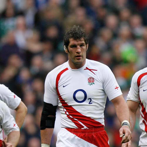 England Rugby answer: SHAW