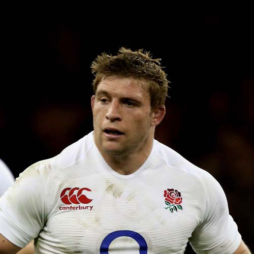 England Rugby answer: YOUNGS