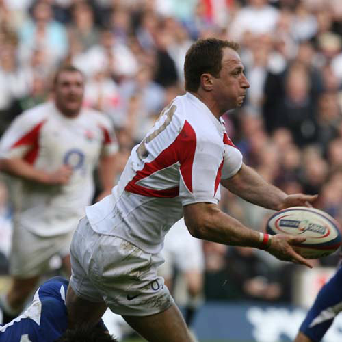 England Rugby answer: CATT