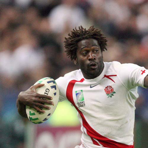 England Rugby answer: SACKEY