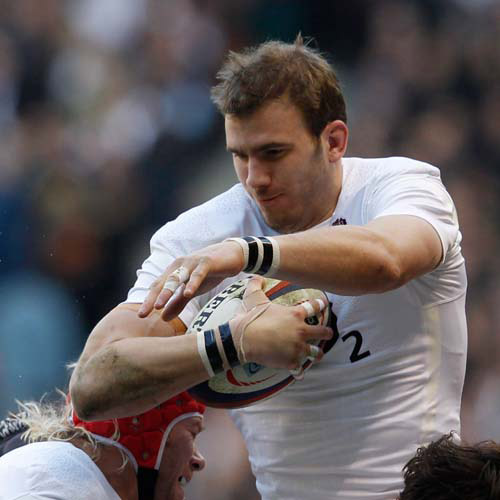 England Rugby answer: CROFT