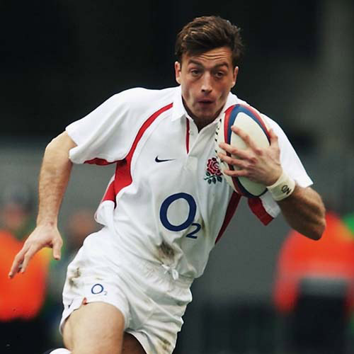 England Rugby answer: LUGER