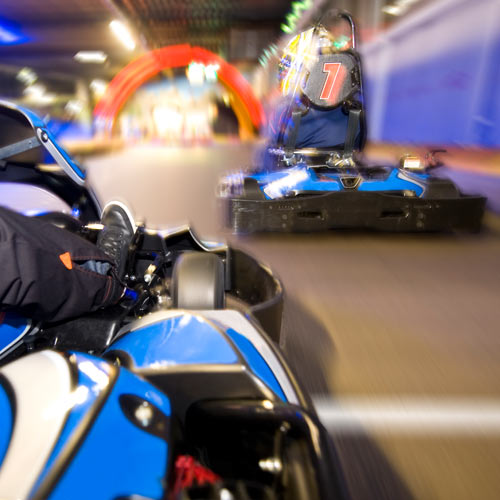 Experiences answer: GO KARTING