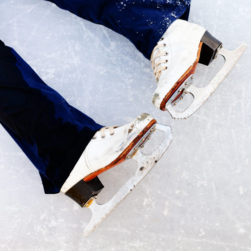 Experiences answer: ICE SKATING