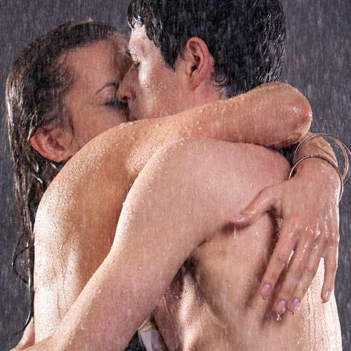 Experiences answer: KISS IN THE RAIN