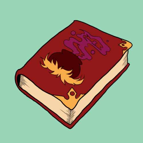 Fairy Tales answer: SPELL BOOK