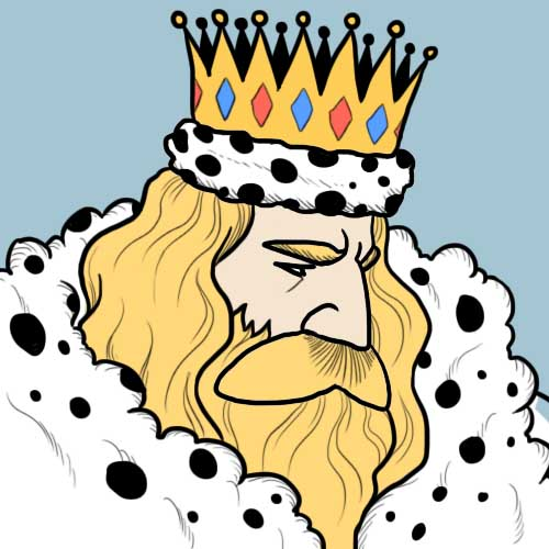 Fairy Tales answer: KING FORTUNATUS