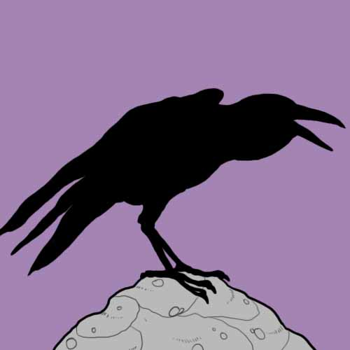 Fairy Tales answer: CROW