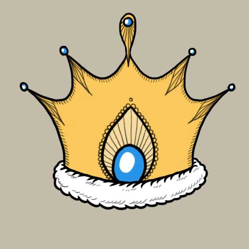 Fairy Tales answer: CROWN