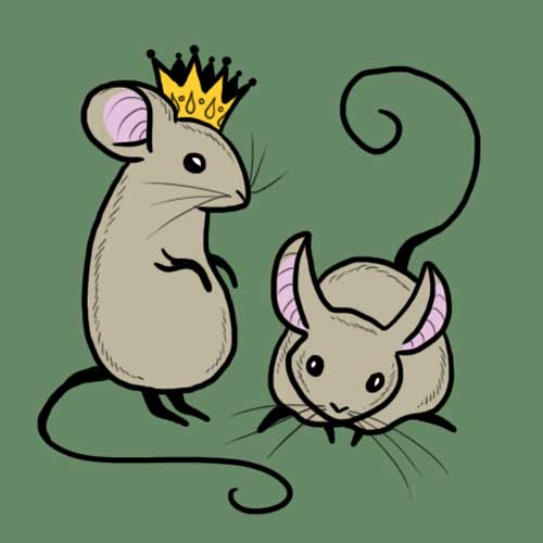 Fairy Tales answer: THE MOUSE KING