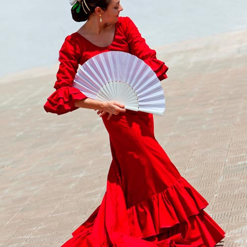 F is for... answer: FLAMENCO