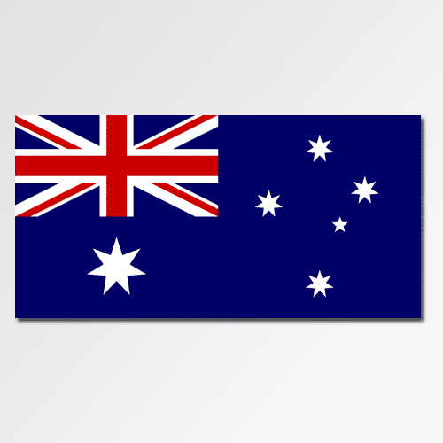 Flags answer: AUSTRALIA