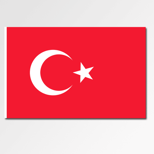 Flags answer: TURKEY