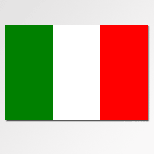 Flags answer: ITALY