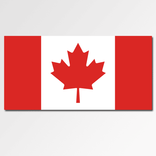 Flags answer: CANADA