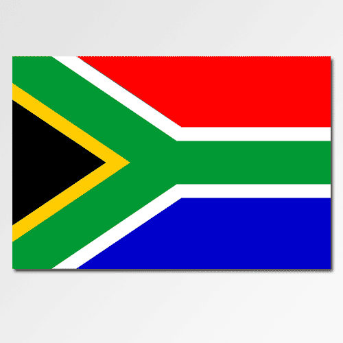 Flags answer: SOUTH AFRICA