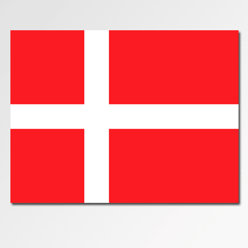 Flags answer: DENMARK
