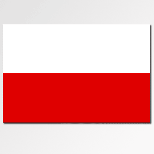 Flags answer: POLAND