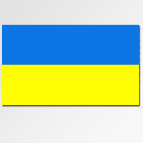 Flags answer: UKRAINE