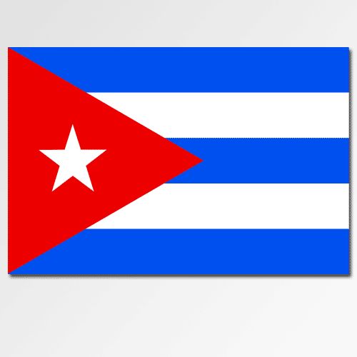 Flags answer: CUBA