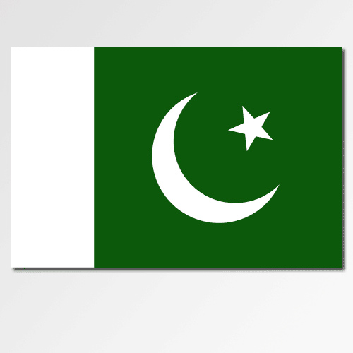 Flags answer: PAKISTAN