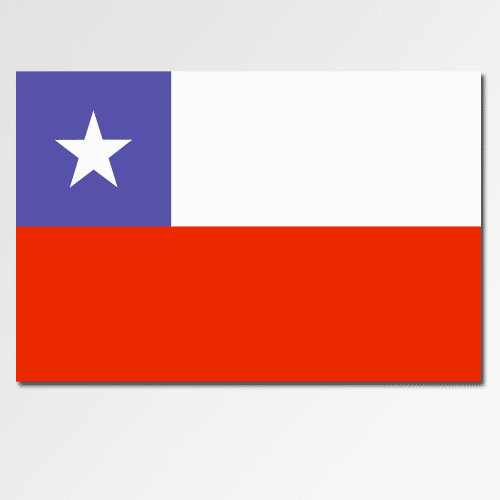 Flags answer: CHILE