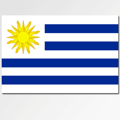 Flags answer: URUGUAY