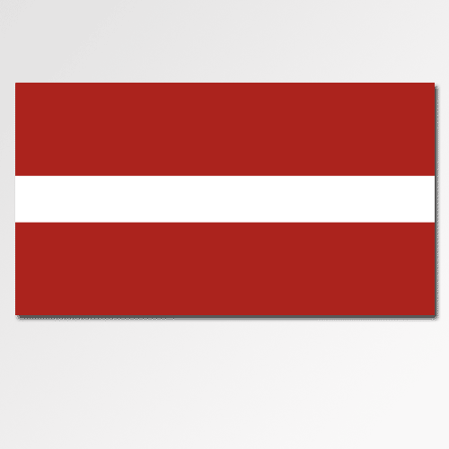 Flags answer: LATVIA