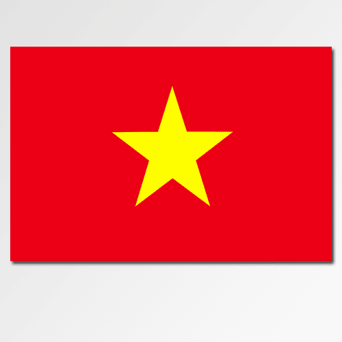 Flags answer: VIETNAM