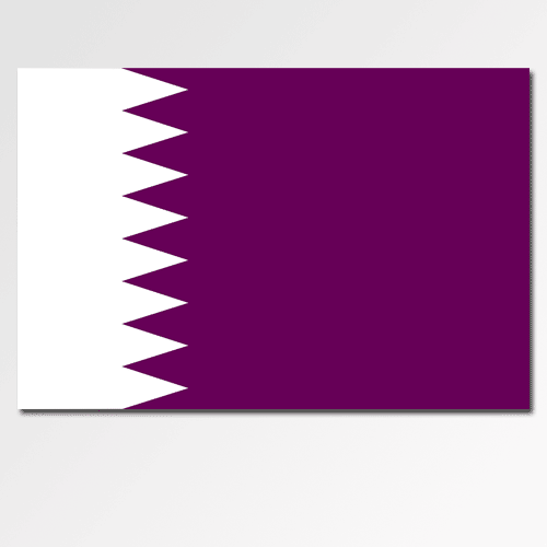 Flags answer: QATAR