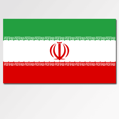 Flags answer: IRAN