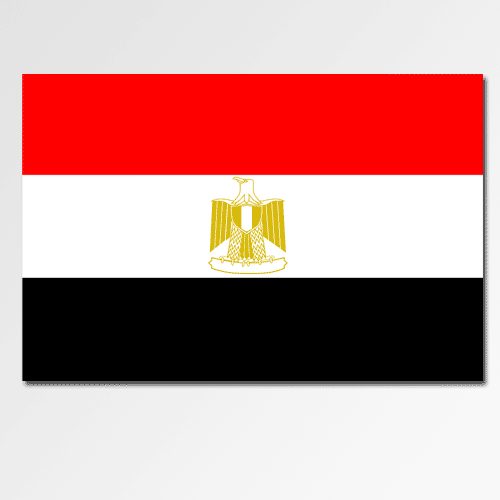 Flags answer: EGYPT