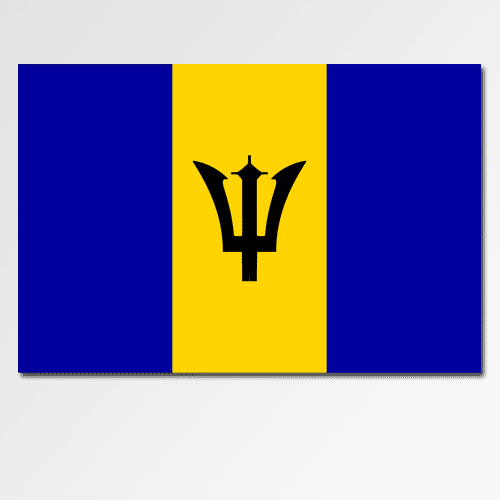 Flags answer: BARBADOS