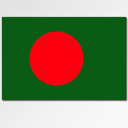 Flags answer: BANGLADESH