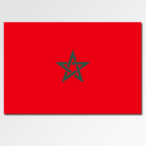 Flags answer: MOROCCO