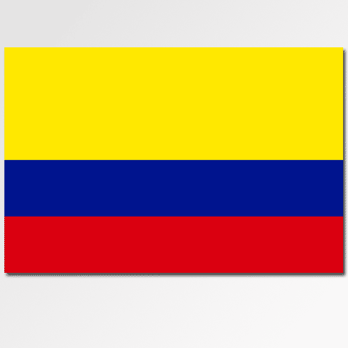 Flags answer: COLOMBIA