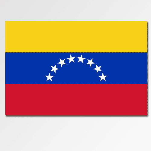 Flags answer: VENEZUELA