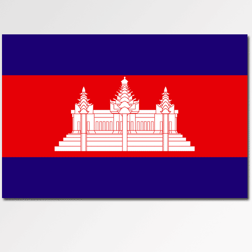 Flags answer: CAMBODIA