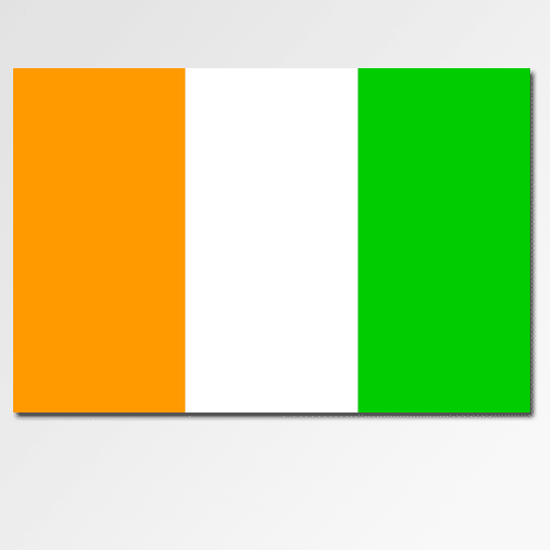 Flags answer: IVORY COAST