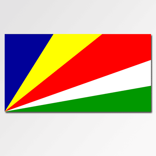 Flags answer: SEYCHELLES