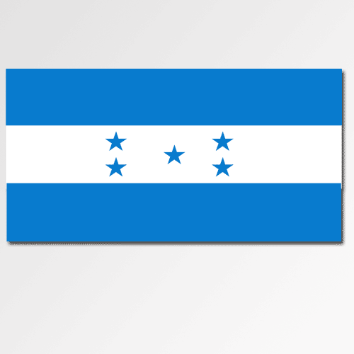 Flags answer: HONDURAS