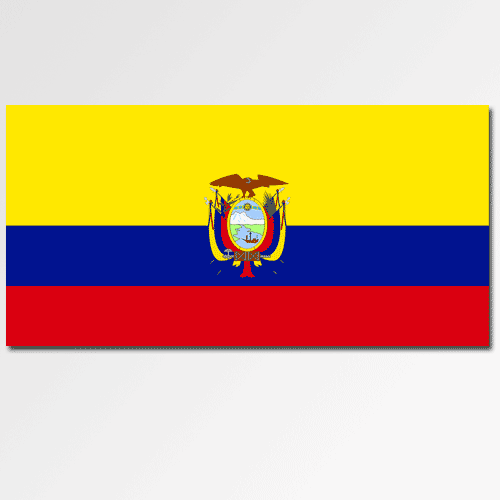 Flags answer: ECUADOR