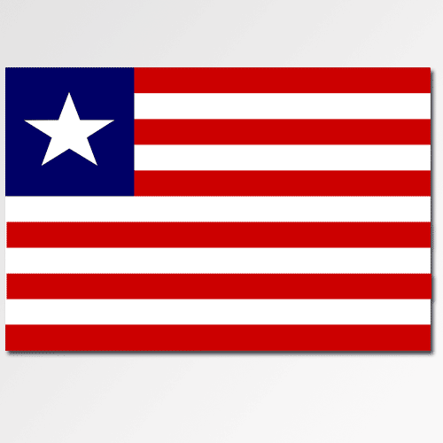 Flags answer: LIBERIA