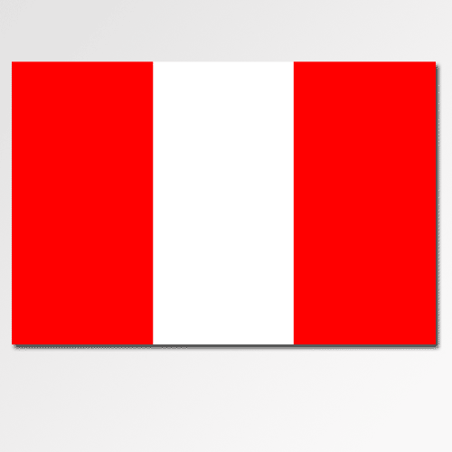 Flags answer: PERU
