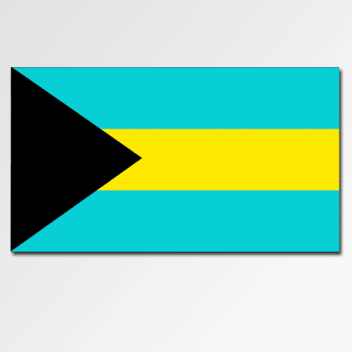 Flags answer: BAHAMAS