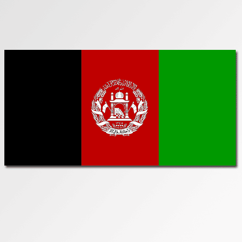 Flags answer: AFGHANISTAN